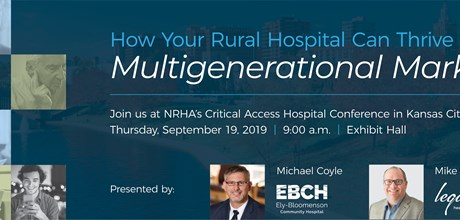 Podcast: How Your Rural Hospital Can Thrive in a Multigenerational Market